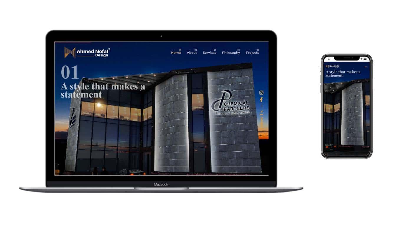 ahmed nofal website